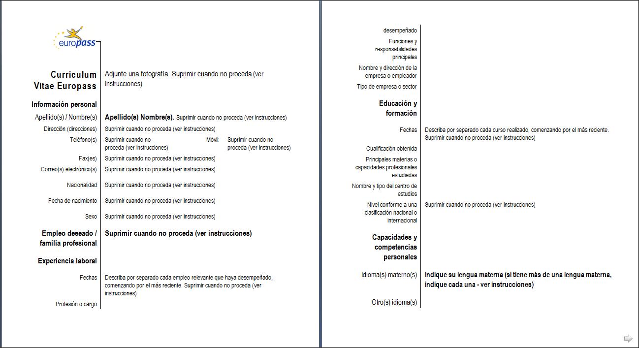 Encantador Ejemplos De Currículums Profesionales Para Maestros ...
